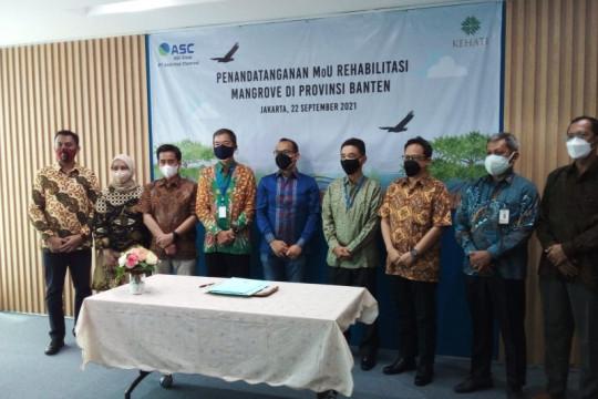 "Indonesia galakkan Program ""Mangrove Blue Carbon"""