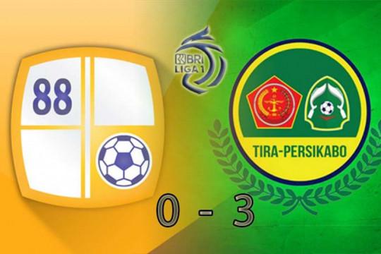 Dua gol Ciro bawa Tira Persikabo cicipi kemenangan perdana di Liga 1