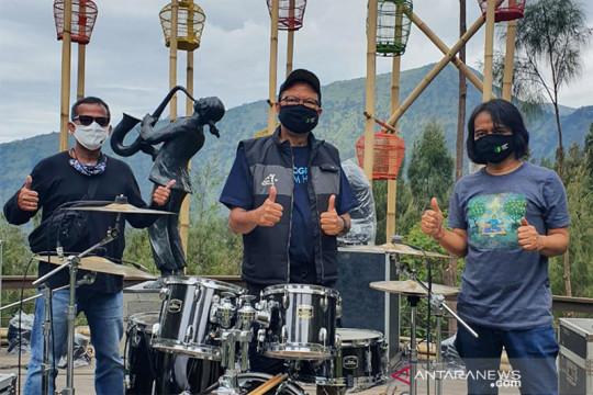 Jazz Gunung Bromo 2021 digelar 25 September dengan prokes ketat