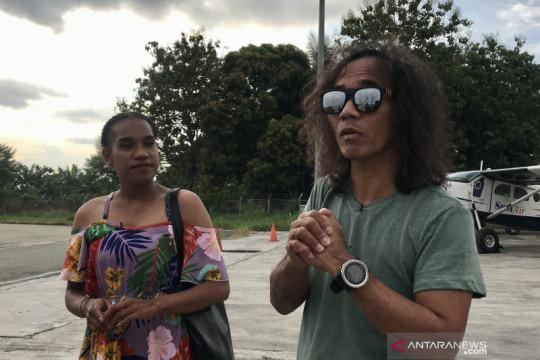 Kaka Slank: Hutan Papua masih rapat, jangan ditambah pembukaannya