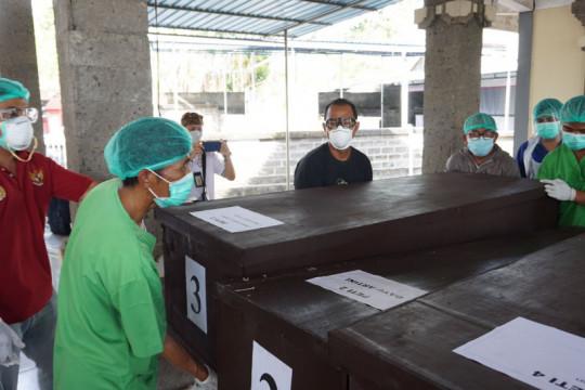 RSUP Sanglah-Bali kremasi 25 jenazah terlantar dari tahun 2019