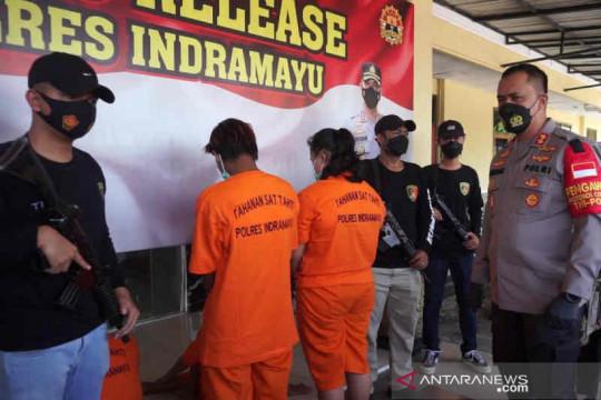 Polisi Indramayu tangkap ibu tiri sewa pembunuh habisi anaknya