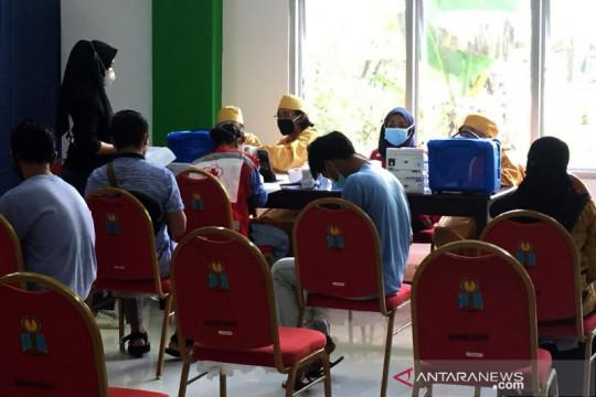 Vaksinasi massal sasar 6 ribu warga Ambon