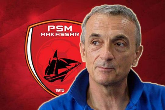Milo akui kedalaman tim PSM Makassar semakin baik
