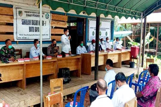 SDN di pedalaman Barut dibuka kembali setelah tiga tahun disegel