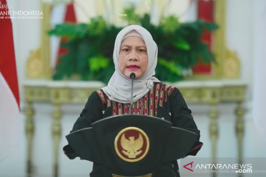 Iriana Jokowi: Sudah saatnya UMKM jadi kekuatan ekonomi baru
