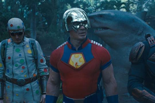 """James Gunn ungkap alasan hadirkan """"Peacemaker"""" dalam serial TV"""