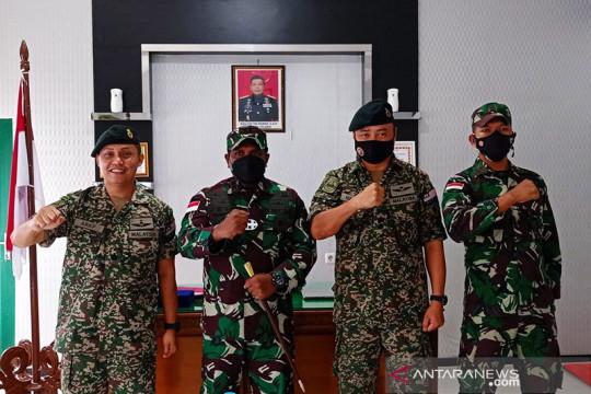 Tentara Diraja Malaysia dan Kodim Putussibau bahas situasi perbatasan