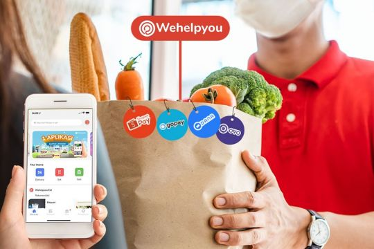Wehelpyou luncurkan Eat & Sell, bantu UMKM makanan saat pandemi
