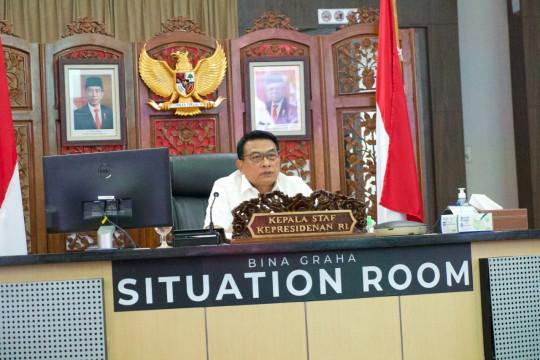 Moeldoko tegaskan komitmen KSP perkuat potensi maritim Indonesia