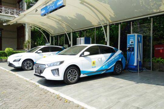 PLN tawarkan kerja sama bangun SPKLU kendaraan listrik