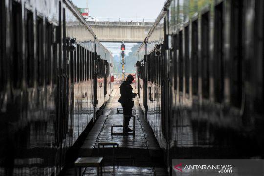 Kereta api lokal Bandung Raya dioperasikan kembali