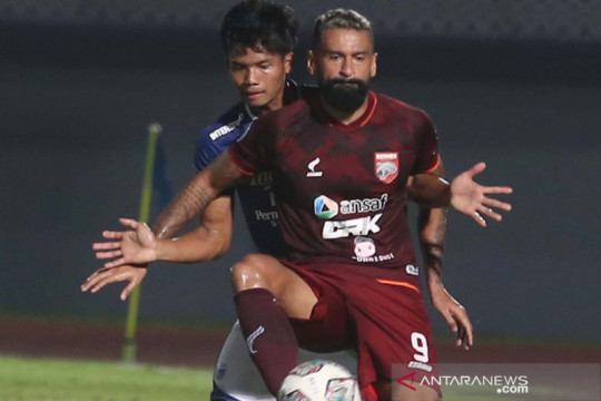 Borneo FC tahan imbang Bali United 1-1