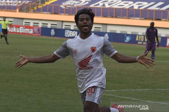 Liga 1: PSM Makassar kalahkan Persik Kediri 3-2