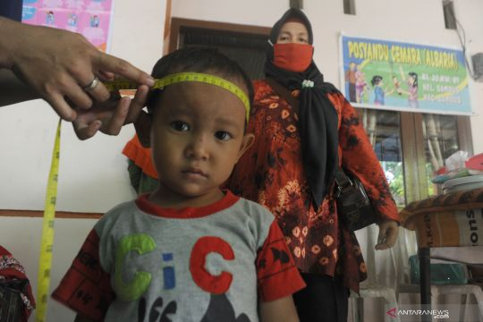 Anak muda dan gerakan cegah stunting Indonesia