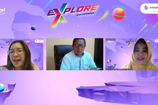 FIFGroup bantu kembangkan potensi siswa SMK Lampung dan Palu