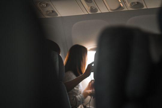 Naik pesawat sekarang lebih aman dari COVID-19