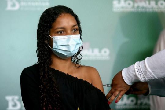 Brazil sebut kematian seorang remaja tak terkait vaksin Pfizer