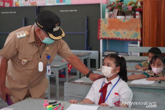 Persiapan PTM sektor pendidikan di Kupang di tengah pandemi COVID-19