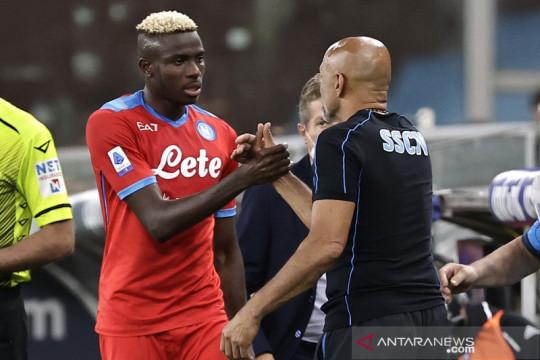 Spalletti sebut kualitas individual bantu Napoli bekuk Sampdoria