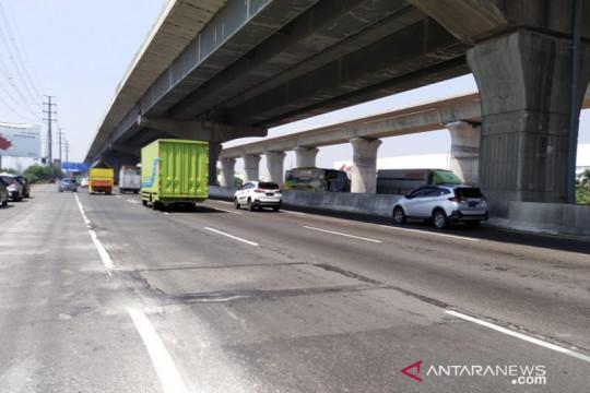 Jasa Marga catat volume lalu lintas jalan tol naik 17,4 persen