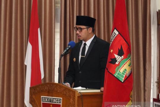 Wako Erman tanggapi soal fotonya jadi profil medsos ASN Bukittinggi