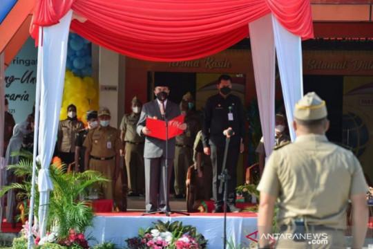 Gubernur Riau: ASN/non ASN Riau jangan jadi bagian mafia tanah