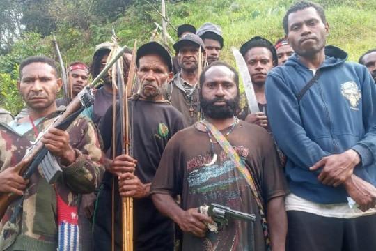 Nasib tenaga kesehatan Gerald Sokoy di Kiwirok Papua belum diketahui