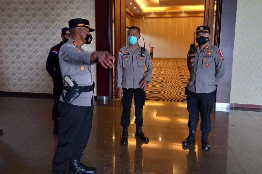 Polres Merauke gelar gladi pengamanan PON Papua