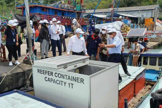 """Pemerintah dorong produksi """"reefer container"""" buatan dalam negeri"""