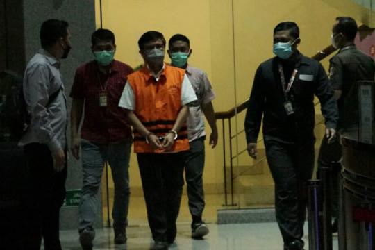 Mantan Dirut Sarana Jaya Yoory Corneles segera disidang