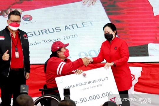Puan Maharani bangga dengan prestasi atlet Paralimpiade Tokyo