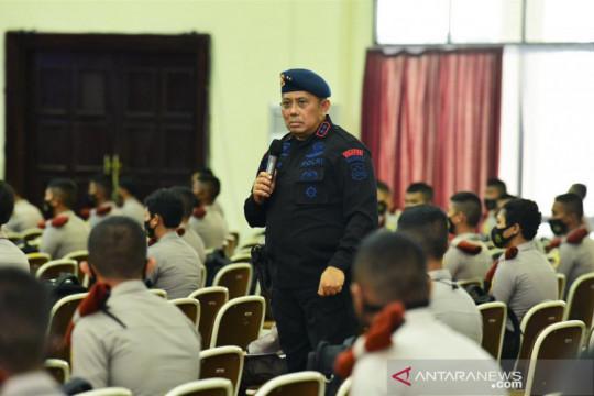 Komandan Korps Brimob beri motivasi dan pesan bagi Taruna Akpol