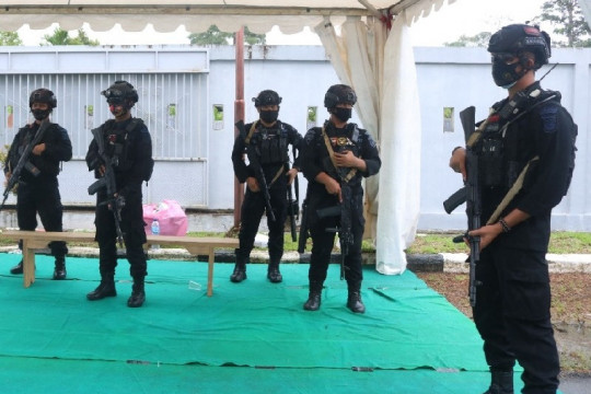 Polda Papua gelar operasi Deraku-Cartenz selama PON
