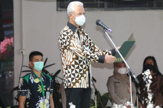 Ganjar Pranowo mendukung pemberantasan mafia tanah
