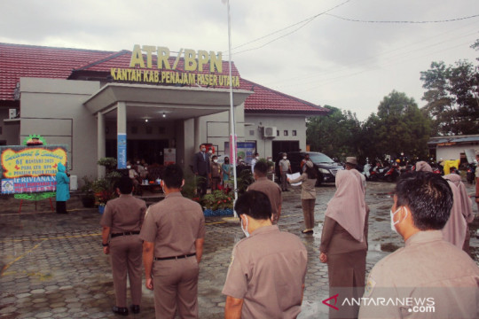 ATR/BPN-Kepolisian kerja sama perangi mafia tanah