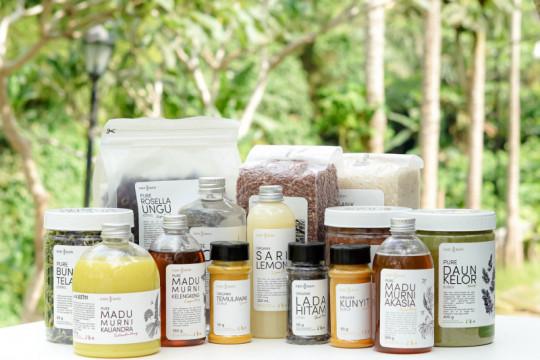 Gandeng petani, UMKM Dari Bumi tawarkan produk pangan sehat