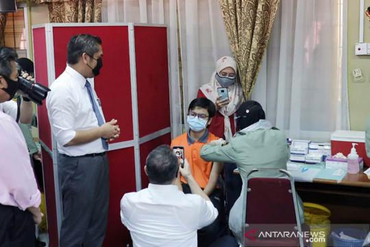 Pengoperasian sekolah di Malaysia dua pekan setelah fase baru