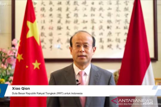 China telah mengekspor 215 juta dosis vaksin untuk Indonesia
