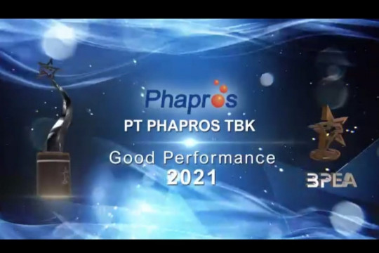 Phapros raih penghargaan BUMN Performance Excellence Awards