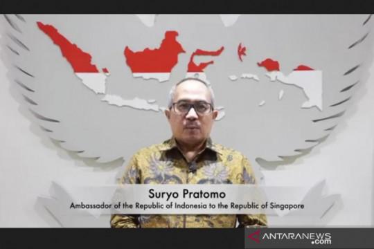 Kerajinan perhiasan Indonesia dipamerkan di Singapura