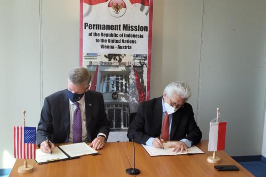 Bapeten dan Badan Pengawas AS kerja sama bidang keselamatan nuklir