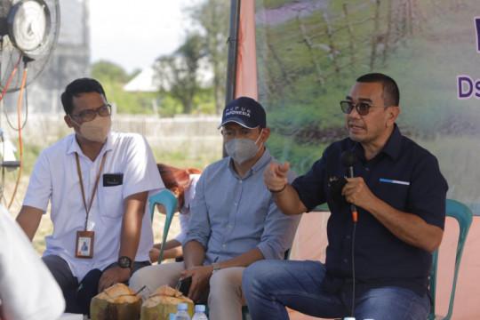 Kementerian BUMN dorong petani ikut program Makmur Pupuk Indonesia
