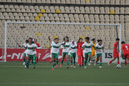 Indonesia lolos ke AFC Women's Asian Cup India 2022