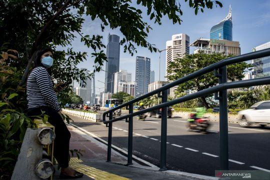 Penanganan pandemi COVID-19 di Jakarta berbasiskan temuan sains