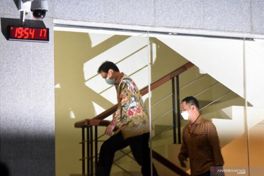 MKD tunggu sikap KPK terkait status hukum Azis Syamsuddin