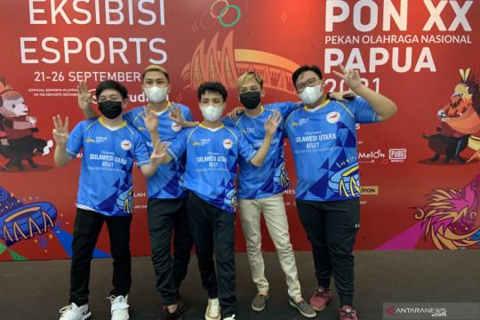 Sulawesi Utara tekuk tuan rumah raih perunggu Mobile Legends PON Papua