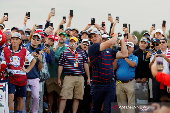 Turnamen golf Ryder Cup di Amerika Serikat