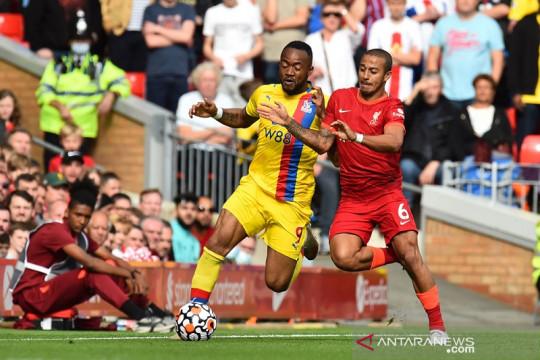 Jordan Ayew tak sangka bakal dilatih Patrick Vieira di Crystal Palace