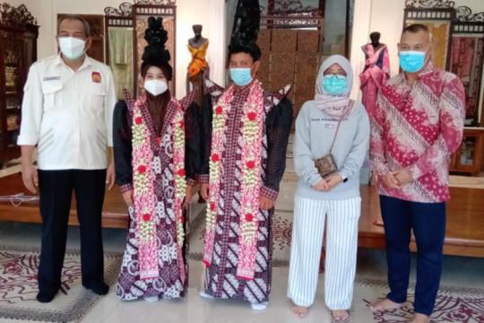 Afif Syakur rancang kostum defile PON Kontingen DIY dalam sepekan
